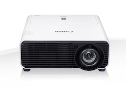 Canon WUX 500 HD – 5000 lumens projector