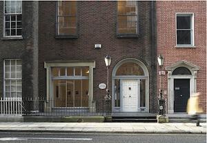 Taylor Galleries, 16 Kildare St, dublin, photo by Gillian Buckley