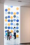 Families enjoy Richard Gorman exhibition
