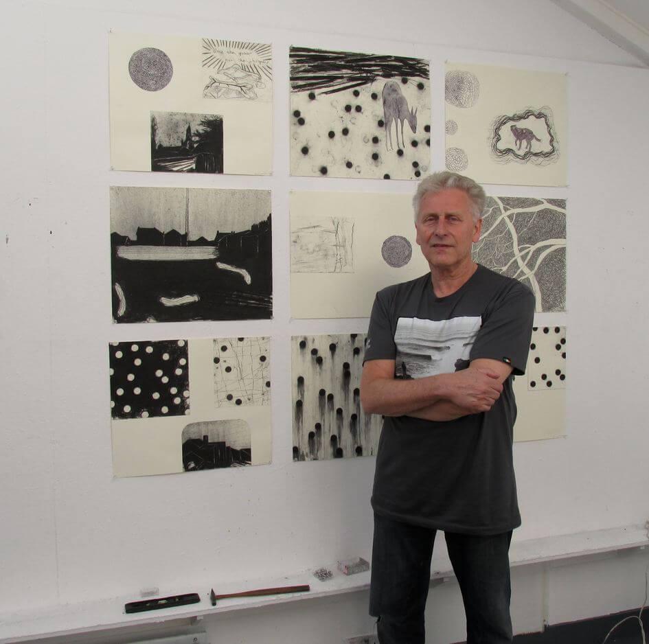 Arno Kramer & his work at Ballinglen Foundation