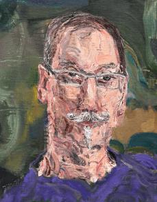 Joseph Wolin Curator Critic