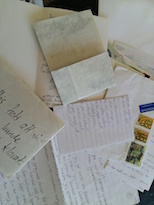 Request for Handwritten Letters   Miriam Mc Connon