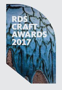 Open Call   RDS Craft Awards 2017 (Submission Fee)