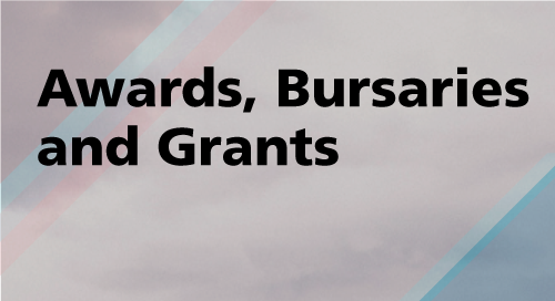 Awards, Bursaries and Grants