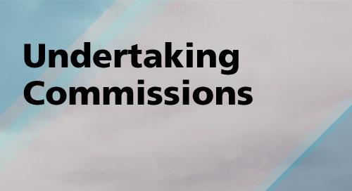 Undertaking Commissions