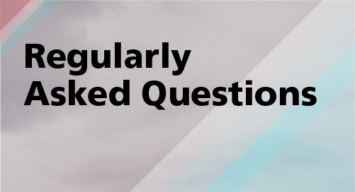Regularly Asked Questions