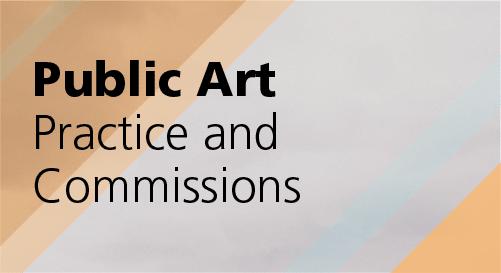 Public Art Practice & Commissions
