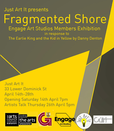 Fragmented Shore | Group Exhibition at Just Art It, Galway