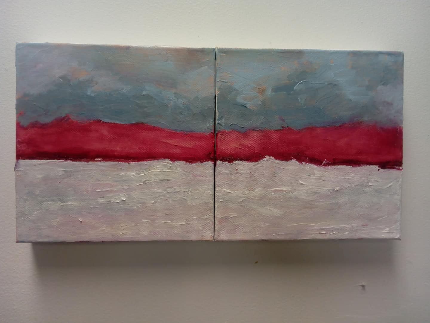 Paintings   Declan Cody and Olivia O'Dwyer at Wexford Creative Hub Artist Studios, Wexford