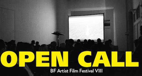 Open Call   BF Artist Film Festival VIII, UK (Submission Fee)