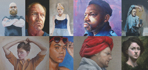 Open Call | Sky Arts Portrait Artist of the Year 2020 | Visual