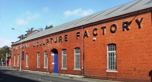 CE Scheme Placement   Front of House Information Assistant at the National Sculpture Factory, Cork