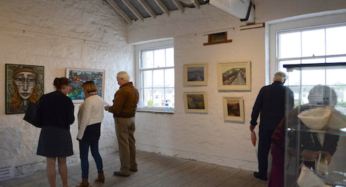 Open Call | Shorelines Art Exhibition 2019, Portumna, Co. Galway (Submission Fee)