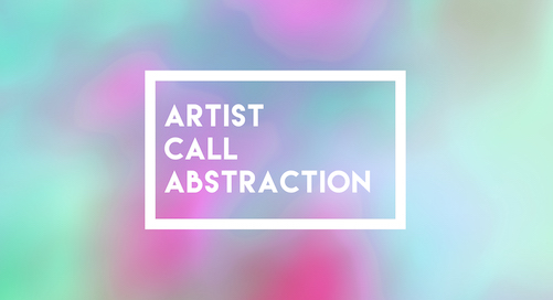 Open Call Abstract Painting Issue Seven Murze Magazine