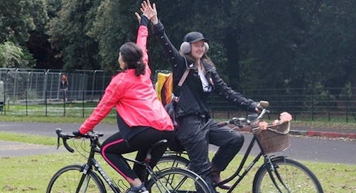 Volunteers Wanted for Velo-city Cycling Parade