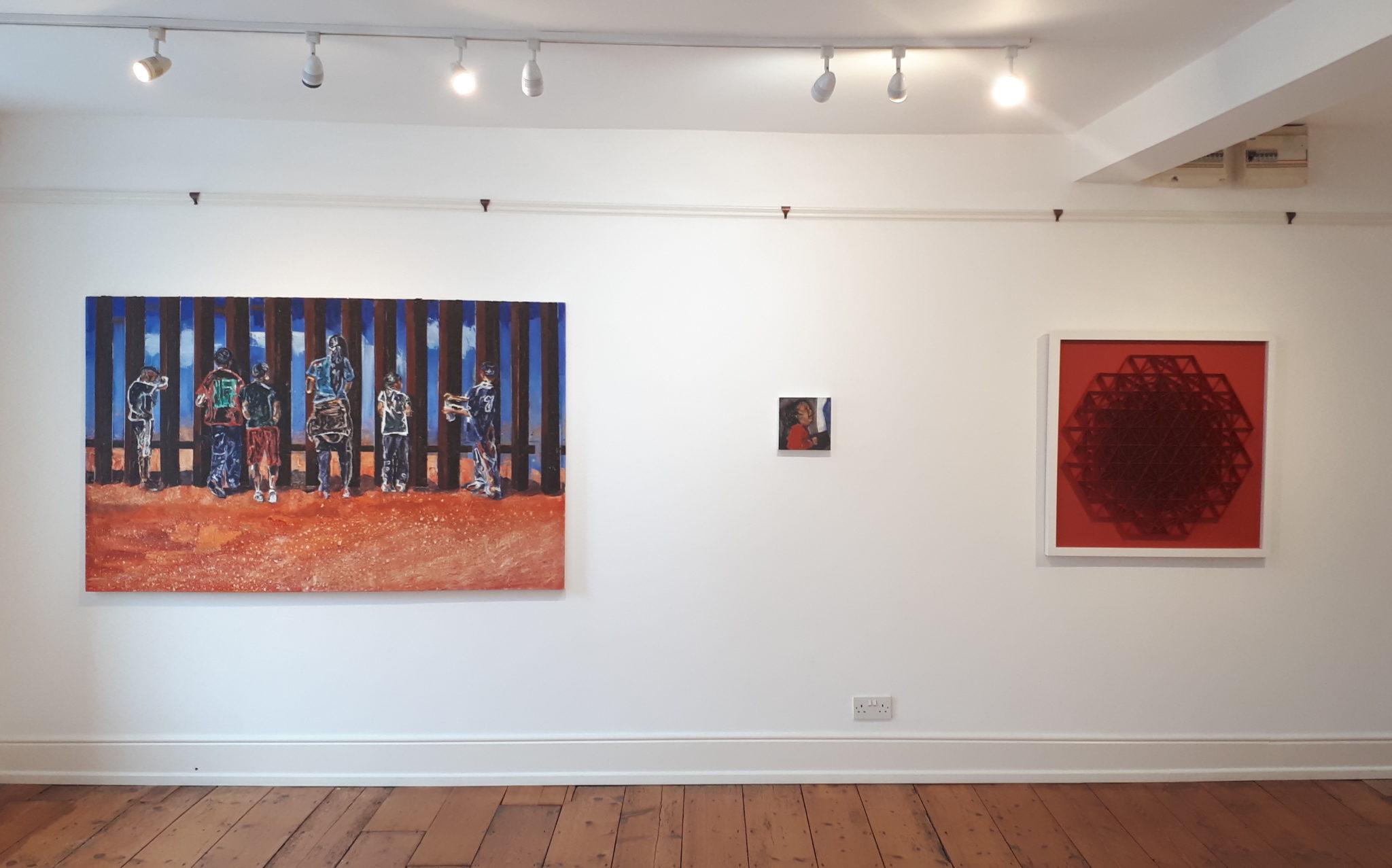 Perspective & Disengagement | Miriam Fitzgerald Juskova & Gabrielle Flynn at Solas Art Gallery, Ballinamore