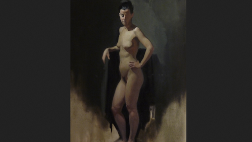 Painting the Figure in Oils with Will Nathans, Dublin 2
