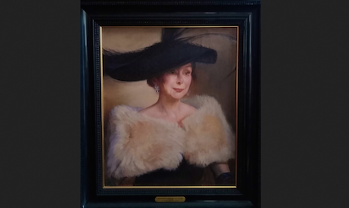 Portrait Painting in Oils with Will Nathans, Dublin 2