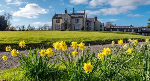 Open Call | Tyrone Guthrie Residency Award from Create: Innovate: Armagh