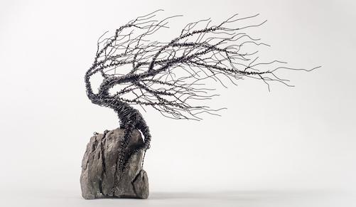 Wire Sculpture Workshop with Glenn Gibson, Galway