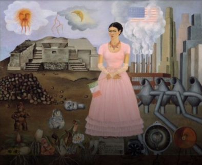 Faces of Frida | Online Collection of Works by Frida Kahlo