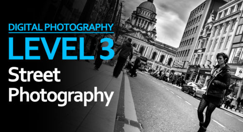 Level 3: Street Photography with Belfast Exposed
