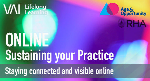 Webinar   Sustaining Your Practice; a practical guide to staying connected and visible online
