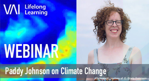 Webinar   Reducing Our Carbon Footprint with Paddy Johnson
