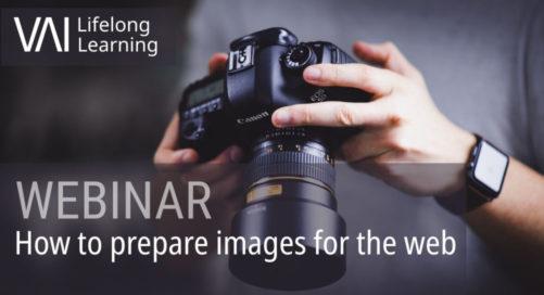 Webinar   How to Prepare Photos for the Web