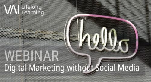 Webinar   Digital Marketing Without Social Media