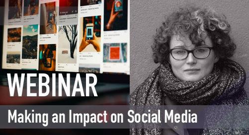 Webinar   Making an Impact on Social Media