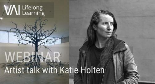 Webinar   Artist Talk - Katie Holten