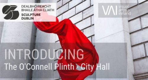 Webinar   Sculpture Dublin: Introducing the O'Connell Plinth - City Hall