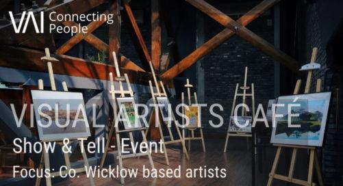 Webinar   Show & Tell - Wicklow Based Artists