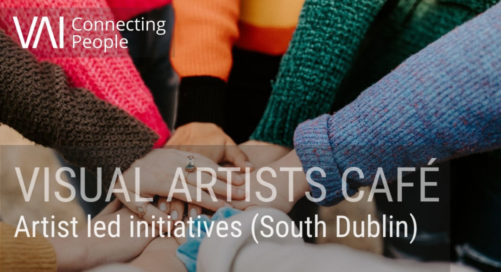 Webinar   Visual Artists Café - Artist Led Initiatives