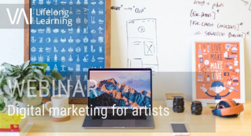 Webinar   Digital Marketing for Artists - Reaching Your Audience