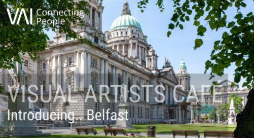 Webinar   Visual Artists Café: Introducing... Belfast