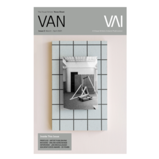 The Visual Artists' News Sheet   March-April Issue – OUT NOW!