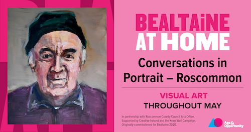 Online Exhibition | Bealtaine Festival: Conversations in Portrait