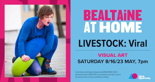 Online Event | LIVESTOCK: Viral - Olivia Hassett