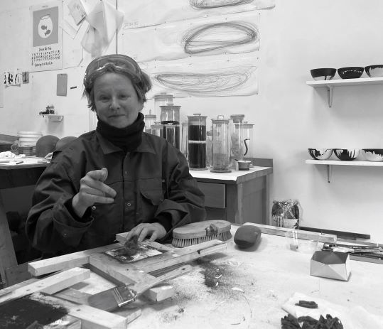 Online Event | Meet the artist Maree Hensey with dlr Lexicon Gallery