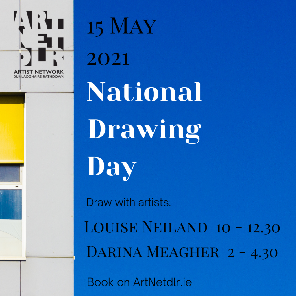 Online Event   National Drawing Day with ArtNetdlr