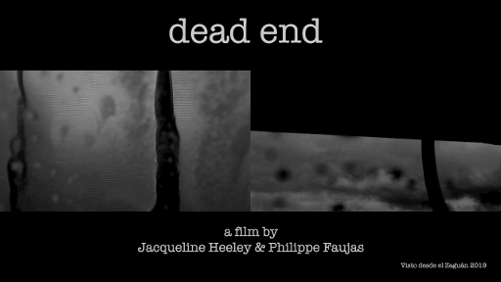 Online Screening | dead end by Jacqueline Heeley and Philippe Faujas at Experiments In Cinema 16.1