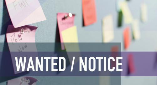 Wanted | Festival Volunteer at TULCA