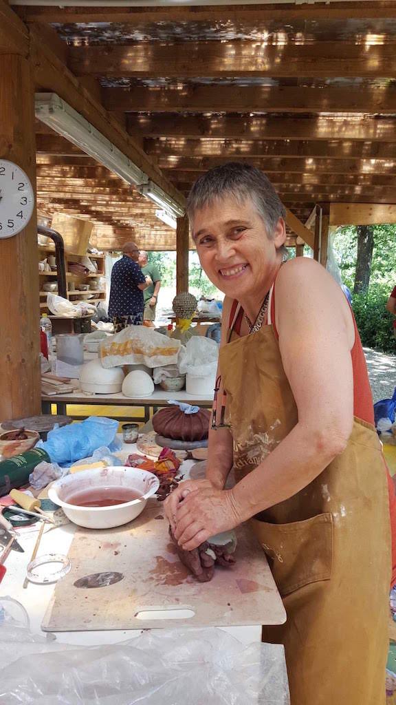 Online Artist Talk | The Artist's Well - Episode 43 - Jane Jermyn ceramic artist