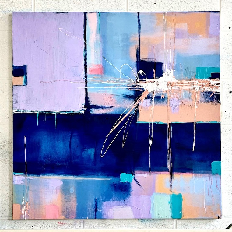 Surroundings   Latisha Reihill Solo Exhibition at Artcetera Studio Belfast