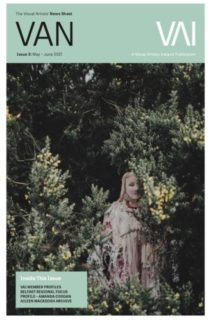 Out Now! The May – June 2021 issue of The Visual Artists' News Sheet