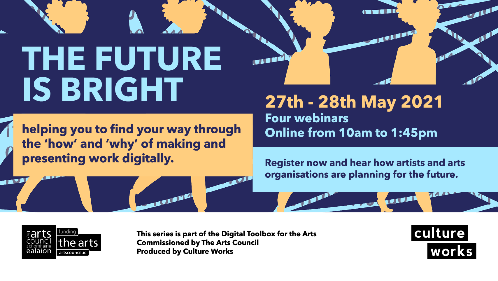 Webinar Series   The Future is Bright from Culture Works