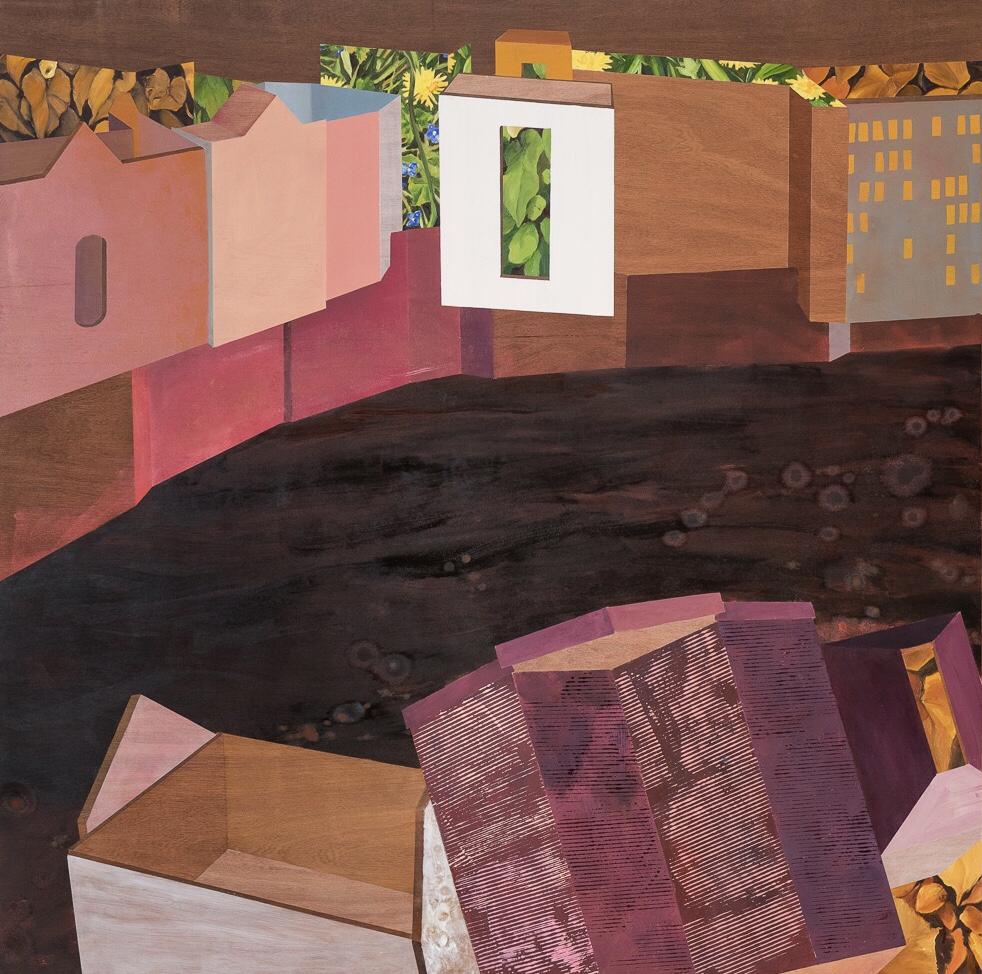 Claochlo | Deirdre Frost at Joan Clancy Gallery
