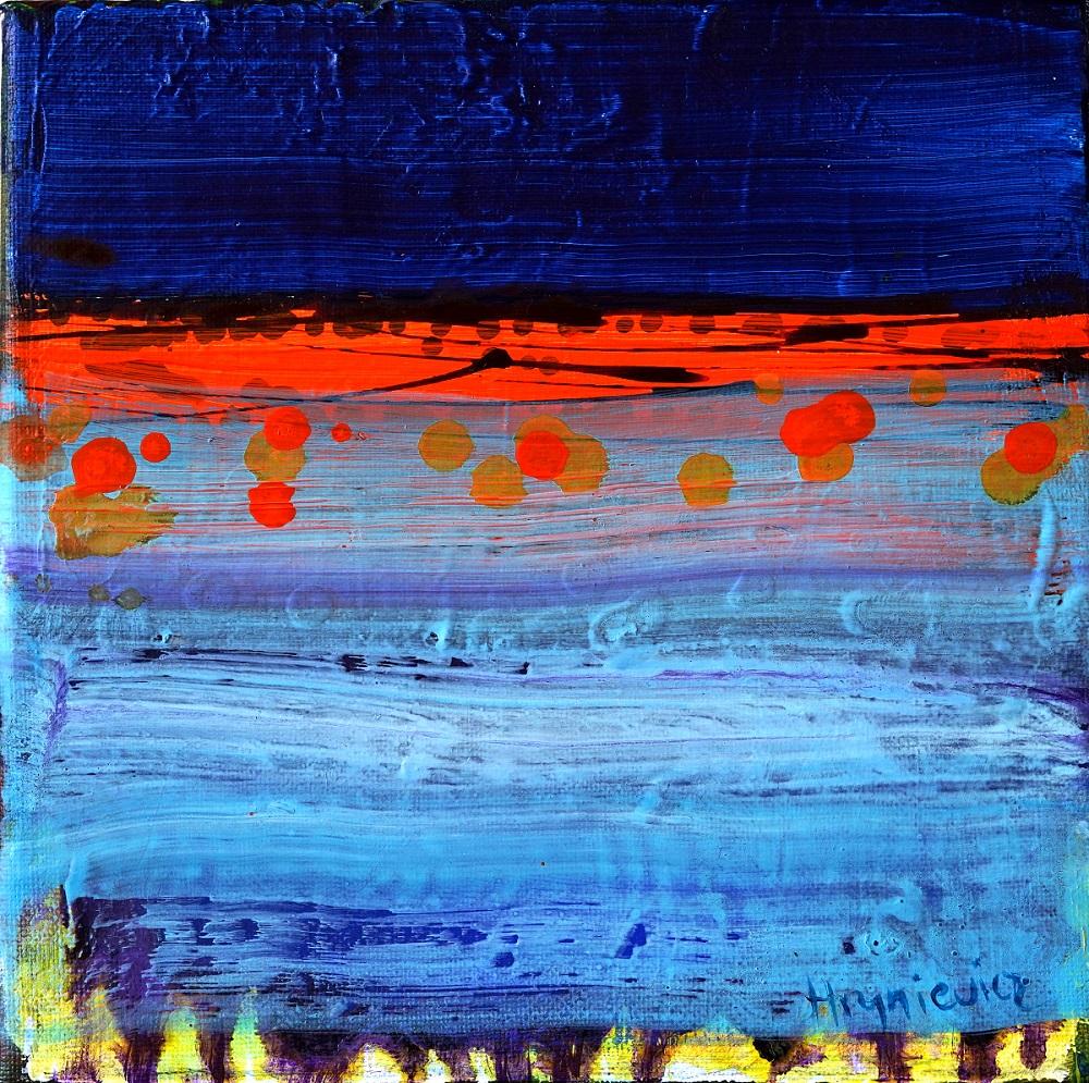 Above the Horizon | Anna Hryniewicz at Signal Arts Centre
